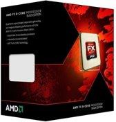 AMD FX 8350 4GHz 8MB L2 Box processor