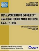 Metalworking Fluid Exposure at an Aircraft Engine Manufacturing Facility - Ohio