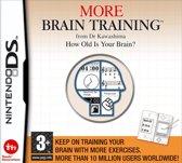 Nintendo More Brain Training, NDS