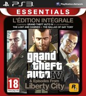 Grand Theft Auto 4 (GTA 4) (Complete Edition) (Essentials) (French) (English subtitles) PS3
