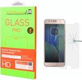 DrPhone Moto G5s Plus Glas - Glazen Screen protector - Tempered Glass 2.5D 9H (0.26mm)