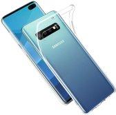 Samsung Galaxy S10 Plus Transparant TPU Hoesje
