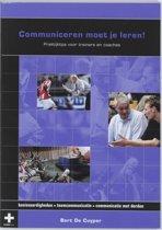 Coachen Reeks - Communiceren moet je leren!
