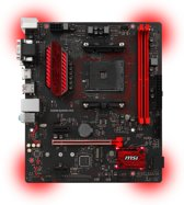 MB AMD AM4 MSI B350M GAMING PRO