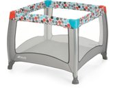 Hauck Play n Relax Square Campingbedje - Gumball Grey