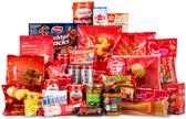 6 stuks kerstpakket Food XXL 32 artikelen
