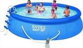 Intex Easy Set Pool Zwembad - 457 x 107 cm