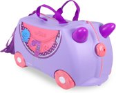 Trunki Ride-On Belle Kinderkoffer - 46 cm - Lila
