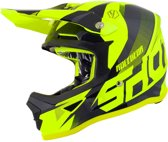Shot Kinder Crosshelm Furious Ultimate Neon Yellow-L