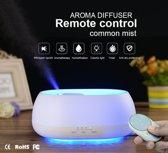 Seidon™ Aroma Diffuser  - Afstandsbediening - Geur vernevelaar - Luchtbevochtiger - Aromadiffuser - Vernevelaar - Anti-Bacteriën - Geurverspreider - Ultrasone Technologie - Cadeau TIP