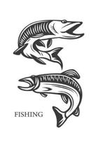 Fishing: Fishing Notebook for any true Fisherman. DIY Writing Diary, Sports Fishing Journal Log Book, Planner Note Book - 120 S