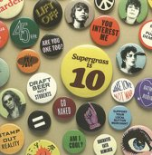 Supergrass Is 10 The Best Of