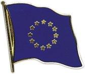 Pin Vlag Europa