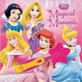 Disney Princess Magical Moments Wand Book