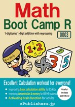 Math Boot Camp RE 0003-001 / 1-digit plus 1-digit addition with regrouping