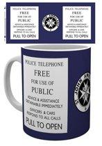 Merchandising DOCTOR WHO - Mug - 300 ml - Tradis Sign
