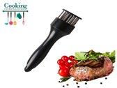 Cooking Companions Meat Tenderizer – Vleesvermalser - Vleeshamer | Maak uw vlees heerlijk mals!