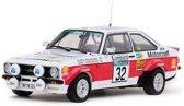 FORD ESCORT MKII - #32 B.Waldegard/H.Thorszelius RAC Rally 1976 1:18 Sun star Limited 1800 Pieces