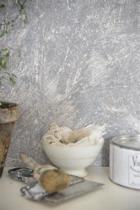 Effect paint / Betonlook verf Grijs- Silver Blue Jeanne d'arc living vintage paint