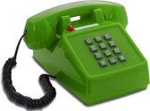 OPIS Push-Me-Fon RETRO TELEFOON / VINTAGE TELEFOONS Groen