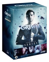 Grimm - Seizoen 1 t/m 6 - The Complete Series