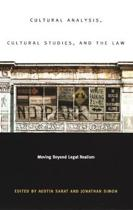 Cultural Analysis, Cultural Studies, and the Law