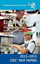 Csec Past Papers 11-13 Home Economics