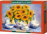 Golden Blue, Trisha Hardwick puzzel 2000 stukjes