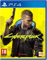 Cover van de game Cyberpunk 2077 - Day One Edition - PS4