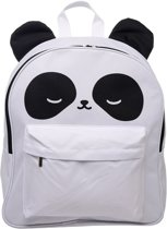 Super leuke schooltas, rugzak logeertas rugtas voor kinderen  kids stevig met  stevige verdikte rugbanden Panda Pandabeer.