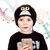 Snuggly Rascals Kid Headphone Penguin bk