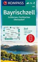 Kompass WK008 Bayrischzell, Schliersee, Fischbachau, Oberaudorf