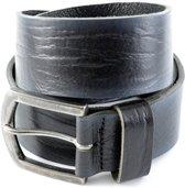Cornerstone Heren Jeans riem 1461 - Zwart - 85 cm