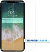 iPhone X Glazen screenprotector | Tempered glass | Gehard glas