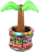 Opblaasbare Palm Boom Drank / Bier Koeler | Beach Party Palmboom | 66 cm Hoog
