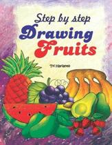 Step by Step Drawing Fruits