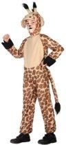Dierenpak giraffe onesie verkleedset/kostuum voor kinderen - carnavalskleding - voordelig geprijsd 116 (5-6 jaar)