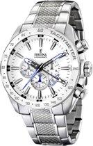 Festina F16488-1 - Horloge - Zilverkleurig