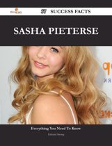Sasha Pieterse 37 Success Facts - Everything you need to know about Sasha Pieterse