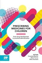 Prescribing Medicines for Children