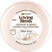 Garnier Loving Blends Body Milde Haver Body butter - 200 ml