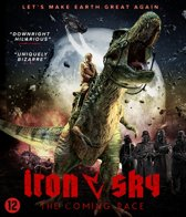 Iron Sky - The Coming Race (Nl-Only) (blu-ray)