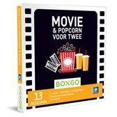 Bongo<br />  Bon België - Movie & Popcorn voor Twee Cadeaubon - Cadeaukaart : 13<br />  bioscopen