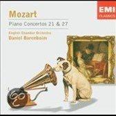 "Mozart: Piano Concertos Nos. 21 ""Elvira Madigan"" & 27"