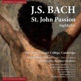 Bach; St. John Passion Highlights