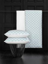 De Witte Lietaer - Azulejos - Dekbedovertrek - Tweepersoons - 260x220 - 2/60x70 - Tourmaline/Bright White