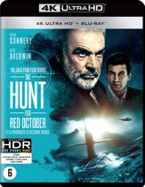The Hunt For Red October (4K Ultra Hd Blu-ray)