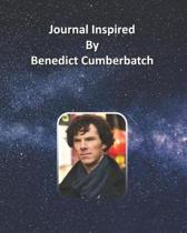 Journal Inspired by Benedict Cumberbatch