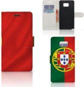 Bookcase Hoesje Samsung Galaxy Note 5 Portugal