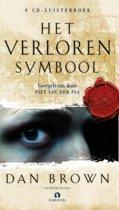Het Verloren Symbool Luisterboek  8 Cd's